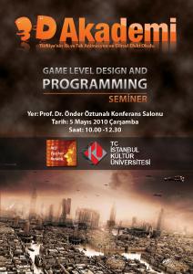 game design and programming seminar