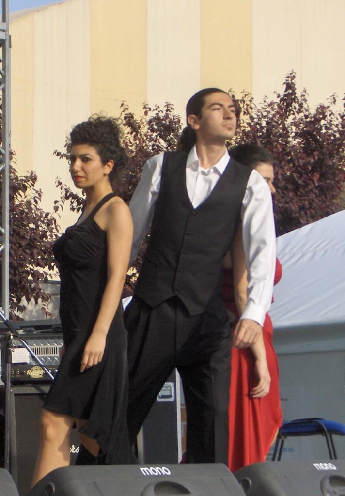 Tango Gösteri (Canlı Performanslar)